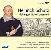 Heinrich Schütz: Kleine geistliche Konzerte, Teil 1