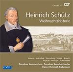 Heinrich Schütz: Weihnachtshistorie. Complete recordings, Vol. 10