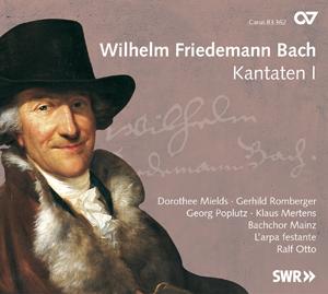 WF Bach Kantaten Otto