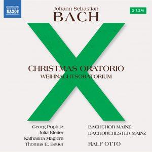 Bach Christmas Oratorio Otto