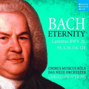 Bach Eternity Spering