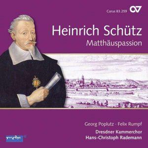 Schütz Matthäuspassion