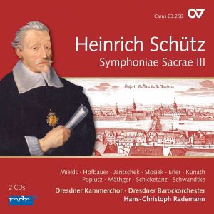Schütz Symphoniae Sacrae III