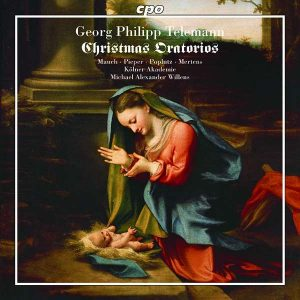 Telemann Christmas Oratorios Willens