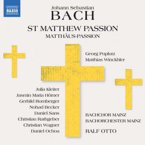 JS Bach Matthäuspassion Otto