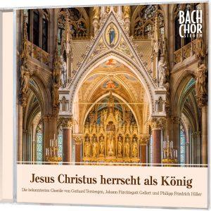 Bachchor Siegen Jesus Christus herrscht als König