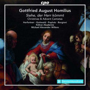 Homilius Der Herr kömmt Willens