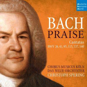 Bach Praise Spering