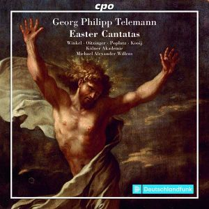Telemann Easter Willens